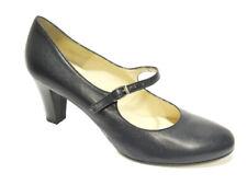 1351 Blu Brignoli Cinturino Scarpa Heel Tacco Donna Shoes Medio qOwdf75w