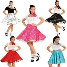 Petticoat TELLERROCK Show Party  Fifties 50er Jahre Junggesellenabschied Kostüm