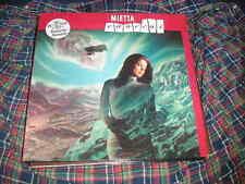 LP Pop Mietta Canzoni ARIOLA Italo Pop