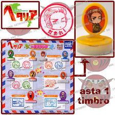 HETALIA AXIS POWERS stamp collection timbro Germany Germania Doitsu