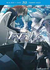 Fafner: Heaven and Earth (Blu-ray/DVD, 2012, 2-Disc Set)