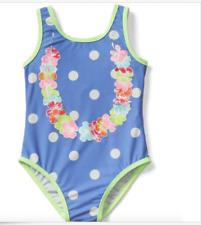 BABY GAP GIRL Floral lei tank swim one-piece NWT 2T 3T NNN