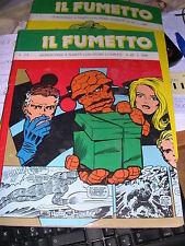 IL FUMETTO # 45-FANTASTIC FOUR-FANTASTICI 23 -RICOPERTINATO CORNO-SW17