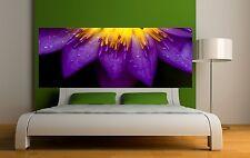 Papier peint tête de lit Fleur 3634 Art déco Stickers