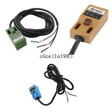 SN04-N 4mm Inductive Proximity Sensor Detection Switch NPN NO DC 10-30V 3 colors