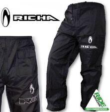 Richa Rain Warrior Motorcycle/Walking 100% Waterproof Over Trousers - All Sizes