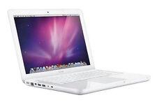 """Apple MACBOOK Laptop A1342 13.3"""" - MC207B/A (ottobre, 2009) in bianco"""