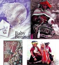 Spin-off magazine summer 2000: bonnet; resoleable socks