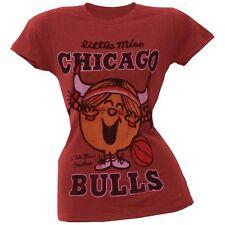 Little Miss NBA - Little Miss Bulls Juniors T-Shirt