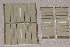 Faller AMS  4105 und 4103--  2 x Gerade 5 cm und 1 x Gerade 3 cm   !