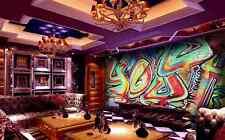 Papel Pintado Mural De Vellón Imagen De Graffiti 24 Paisaje Fondo De Pantalla ES