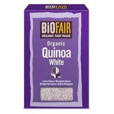 Bio Fair Fairtrade Organic White Quinoa Grain 500g