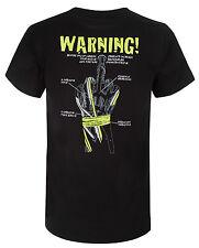 "Das absolut kultige Klettershirt ""WARNING"" in brandneuer Optik -UVP 34,99,- Euro"