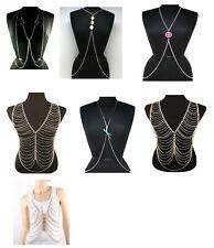 Chain, Layer Body Chain Jewelry Body Chain Jewelry~ Infinity Body