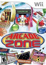 Arcade Zone - Nintendo Wii, Very Good Wii, Nintendo Wii Video Games