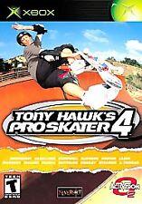 Tony Hawk's Pro Skater 4 Platinum Hits - Original Xbox Game