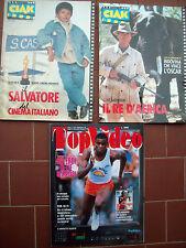 1988 LOTTO DI TRE RIVISTE CINEMA 'CIAK' e TOP VIDEO'