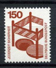 Germania occidentale 1971-4 SG # 1605 150pF prevenzione MNH #A 31012