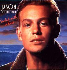 45T - JASON DONAVAN / sealed with a kiss