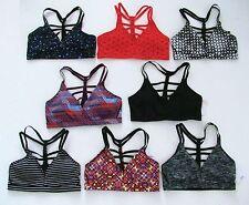 Victorias Secret Nwt VSX Victoria Sport Sexy Strappy Plunge Sport Bra XS S M L