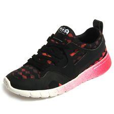 B0405 sneaker donna MOA MASTER OF ARTS scarpa nera shoes women