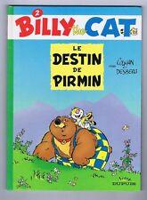 BILLY THE CAT 2. Le Destin de Pirmin. COLMAN 1991
