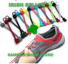 No Tie Shoe Laces Easy Lock Shoelaces Elastic Shoelaces 100cm