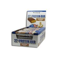 (20,76 Eur/kg) Weider 32% Protein Bar 60g Riegel 24 Riegel Karton MHD 3 Monate