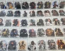 Topps Star Wars Masterwork 2017 BASE SET CARD - Choose your Card!