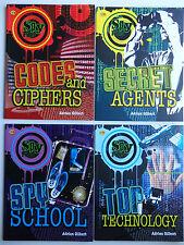 Lunettes de fichiers (sélectionnez codes & chiffre, agents secrets, Spy School ou Haut Technologie)