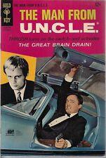 THE MAN FROM U.N.C.L.E. #14 (1967) Gold Key Comics FINE