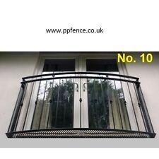 Building Regulations Juliet Balcony,Balustrades,Railings ( No.10 ) HIGH QUALITY