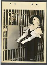 MAE WEST LOCKS MAN IN JAIL - N MINT 1934 DBLWT KEY BOOK - ICON + SEX SYMBOL