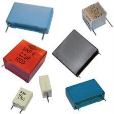 Film FolienKondensatoren MKT / MKP - Radial - verschiedene Werte