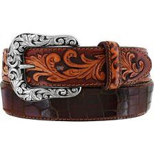 Tony Lama Men's Brown Pinto Classic Belts C42335