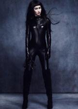 Sexy Ladies Black Catwoman Catsuit Costume
