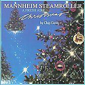 1 CENT CD Fresh Aire Christmas 1988 - Mannheim Steamroller CHIP DAVIS/NEW AGE