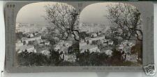 Keystone Stereoview 515 Algeria City of Alger from Heig