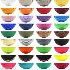 1m oder 5m (2,35€/m) Farbiges Gummiband Gewebt 5cm 50mm breit NEU