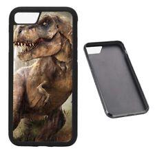 T-Rex Dinosaur Caoutchouc Coque Téléphone Pour iPhone
