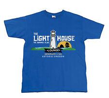 Kids Goonies Inspired Light House Lounge T-shirt - Retro 80s Film Movie Youth