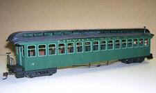 ET&WNC LINVILLE RIVER 46 FT COACH Railroad On30 Kit-Basher Unptd Kit DFT04L