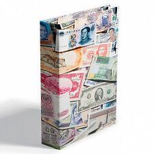 Leuchtturm Alben Bills für 300 Banknoten mit 100 festeingebundenen Hüllen 309759