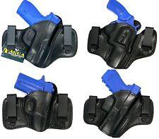 TAGUA IWB INSIDE PANTS CONCEALMENT DUAL 2 CLIP HOLSTER - Choose Your Gun!