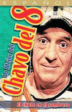 LO MEJOR DEL CHAVO DEL 8 EL CHICLE EN EL SOMBRERO New Sealed DVD Espanol