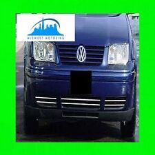 1999-2005 VW VOLKSWAGEN JETTA CHROME LOWER GRILLE TRIM 2000 2001 2002 2003 2004