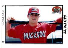 1998 Batavia Muckdogs Team Issue #23 Nick Punto Mission Viejo California CA Card