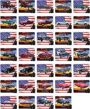 Mauspad mit Motiv: Ford USA Auto Modelle Car Mousepad Handauflage Teil 2 von 2