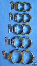KUB 0126 NM Darby8 Handschelle (mittel, Schnappschloss) / Handcuffs