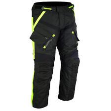 Pantalon Moto Scooter textile Toutes Saisons Noir, Pantalon d'été moto Neuf